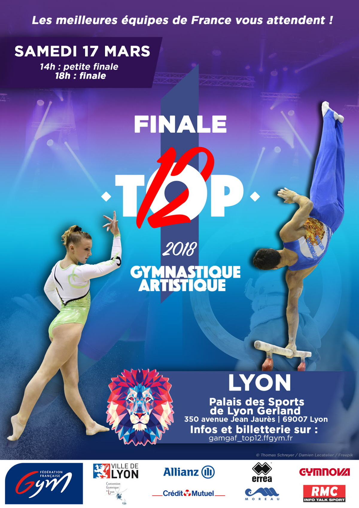 Top 12 - France