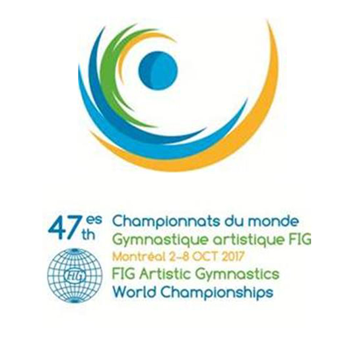 Artistic Gymnastics World Championships – from the 2nd to 8th of October 2017 - Montreal (Canada)