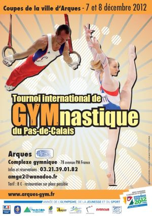 Tounoi International de Gymnastique du Pas de Calais
