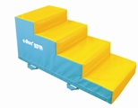 Staircase module with 3 steps - 150 x 60 x 60/45/30/15 cm