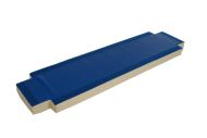 Central mat for parallel bars