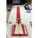 "FIG competition set of landing mats ""London"" for vault with additional mat ref 7006"