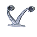 DOUBLE BALLET BARRE BRACKET (*)