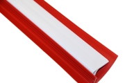 Edge profile 6.5' (2 ml) red and white