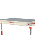 PARALLEL BARS FLIGHT PROTECTION