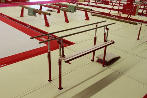 Spotting Platform For Parallel Bars Accessories