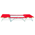 Trampoline Trampolair'One with bed 6 x 4