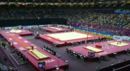 Great sales from London 2012 Olympics Gymnastics equipment